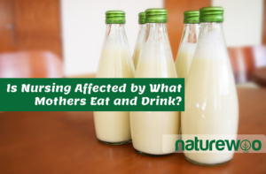 Is Nursing Affected by What Mothers Eat and Drink