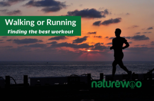 Walking or running - finding the best workout