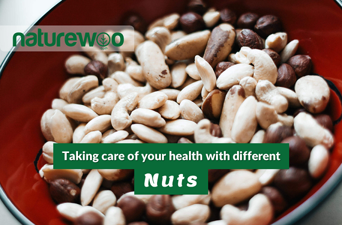 Taking Care of Your Health with Different Nuts