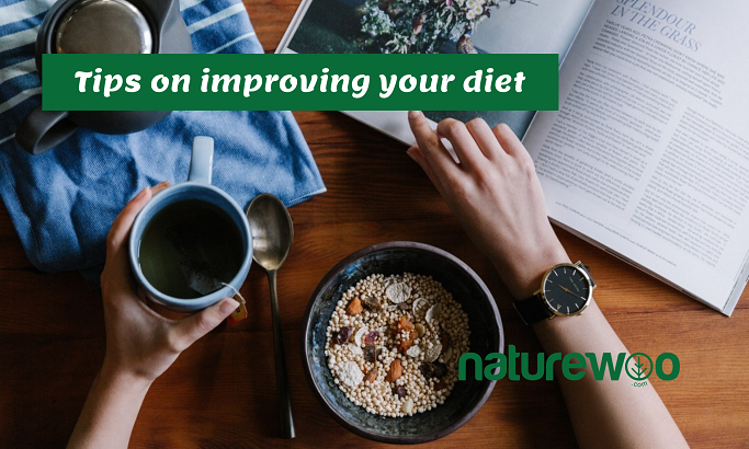 Tips on Improving your Diet